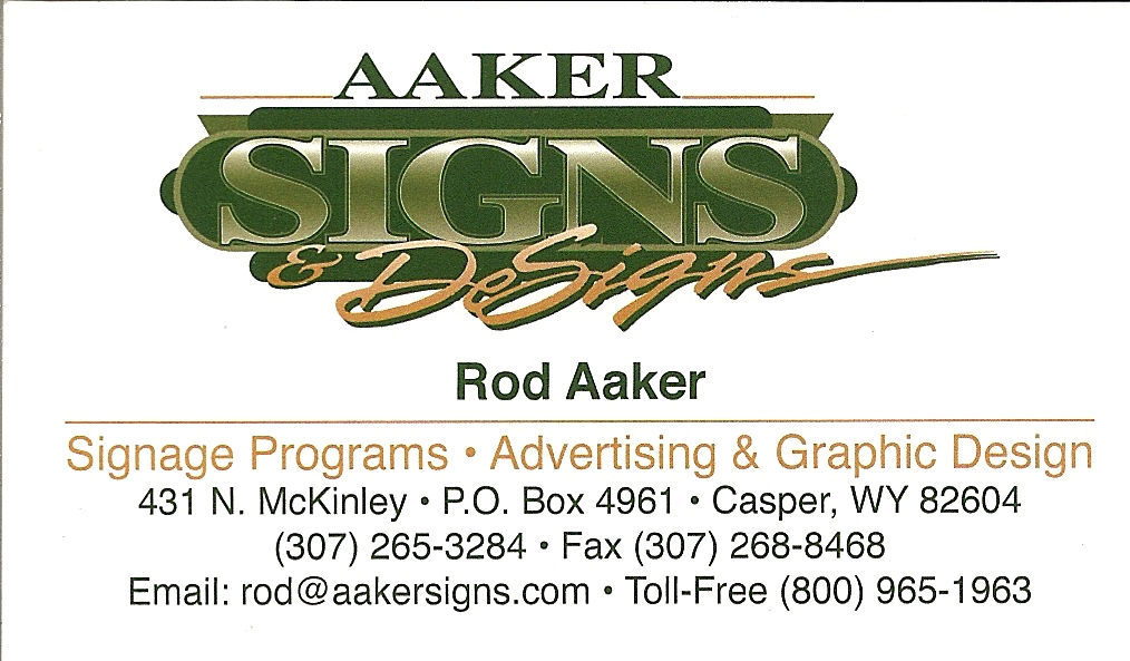 AAKER Signs
